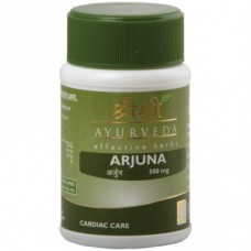Arjuna 60 Tablets Sri Sri Ayurveda good for the Heart