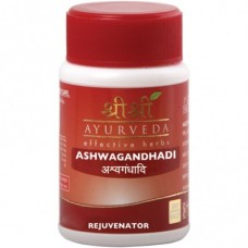 Ashwagandhadi 60 Tablets Sri Sri Ayurveda for strengthening and increase immune system