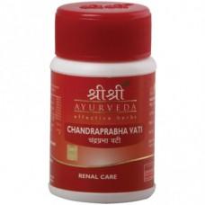 Chandraprabhavati 60 Tablets Sri Sri Ayurveda