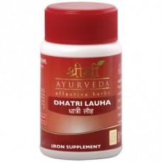 Dhatri Lauh 60 Tablets Sri Sri Ayurveda