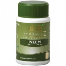 Neem 60 Tablets Sri Sri Ayurveda