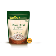Ragi Huri Hittu 400gm Indiara Food Pvt Ltd