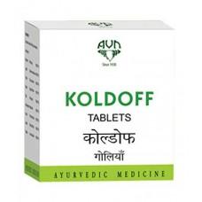 Koldoff 10 Tablet AVN Ayurveda
