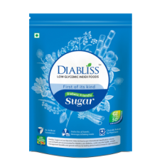 Diabliss Sugar 500gm Diabliss Low Glycemic Index Foods