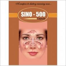 Sino-500 60 Capsules  Bio Medilife