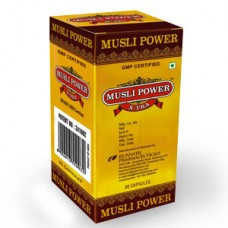Musli Power X-Tra 30capsules Kunnath Pharmaceuticals