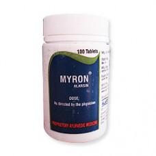 Myron 100 Tablets Alarsin