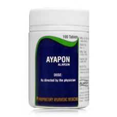 Ayapon 100 Tablets Alarsin