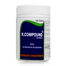R. Compound 100 Tablets Alarsin