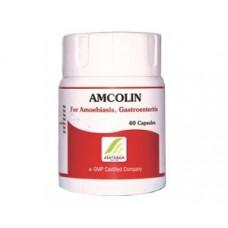 Amcolin 40 Capsule Ashtanga Ayurvedics