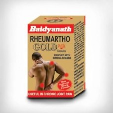 Rheumartho Gold Capsules for Rheumatic Pains