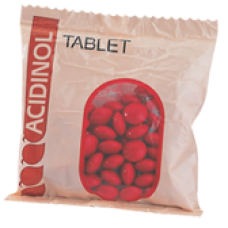 Acidinol 100 Tablet Ban Labs