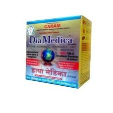 Dia Medica 90 Tablets Caram Health Care India PVT LTD
