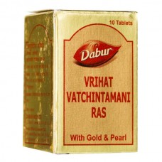 Brihat Vatchintamani Ras 10 Tablet Dabur