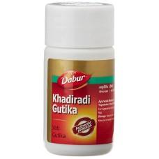 Khadiradi Gutika 40 Tablet Dabur
