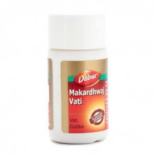 Makardhwaj Bati 40 Tablets Dabur