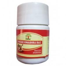 Nagarjunabhra Ras 5 gm Dabur