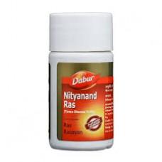 NItyanand Ras 60 Tablet Dabur
