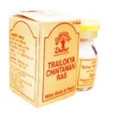 Trilokyachintamani Ras 10 Tablet Dabur