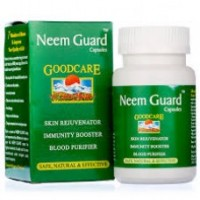 Neem Guard 60 Capsules Goodcare