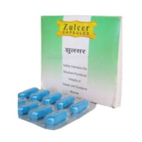 Zulcer 10 Capsules Gufic
