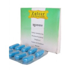 Zulcer 10 Capsules Gufic