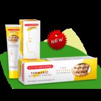 Turmeric Fairness Cream 25g K P Namboodiris