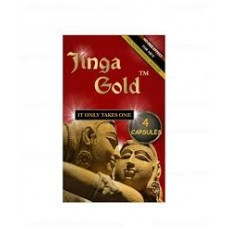 Jinga Gold 4 Capsules Lincs Pharma
