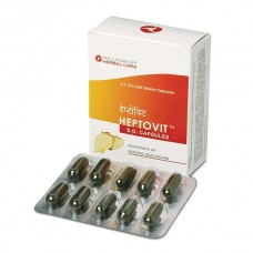 Heptovit SGC 10 Capsules Millennium Herbal Care