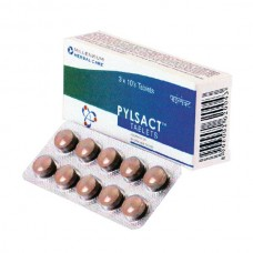 Pylsact 10 Tablets Millennium Herbal Care
