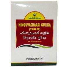 Hinguvachadi Gulika 100 Tablets Nagarjuna