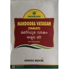 Mandoora vadakam 100 Tablets Nagarjuna