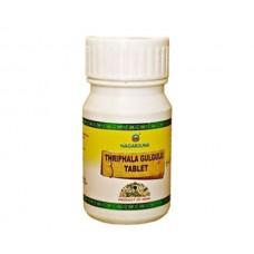 Triphala Guggul 100 Tablets Nagarjuna