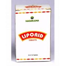 Liporid 100 Tablet Nagarjuna