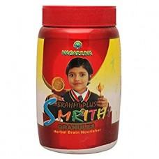 Brahmi Plus Smirithi Granules 200gm  Nagarjuna