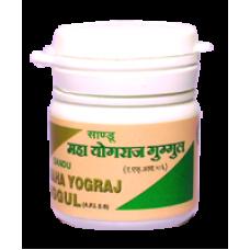 Mahayograj Guggul no.1 40 Tablet Sandu Pharmaceuticals