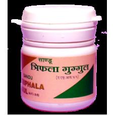 Triphala Guggul 40 Tablet Sandu Pharmaceuticals