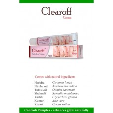 Clearoff Cream 30gm Sneha Natura