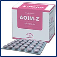 Aoimz 30 Tablets Solumiks Herbaceutical