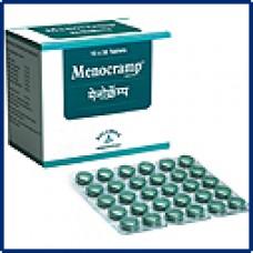 Menocramp 30 Tablets Solumiks Herbaceuticals