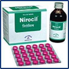 Nirocil 30 Tablets Solumiks Herbaceutical