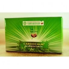 Cardocalm 100 Tablets Vaidyaratnam