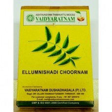 Ellumnishadi Churnam 100gm Vaidyaratnam