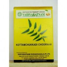 Kottamchukkadi Churnam 100gm Vaidyaratnam