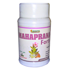 Mahaprana Forte 60 Capsules Vasishta Pharmaceuticals