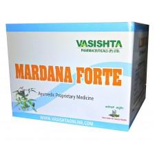 Mardana Forte 60 Tablets Vasishta Pharmaceuticals