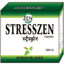 Stresszen 10 Capsules Zen Labs