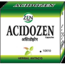 Acidozen Capsules 10 capsules Zen Labs