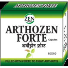 Arthozen Forte 10 Capsules Zen Labs