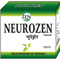 Neurozen 10 Capsules Zen Labs